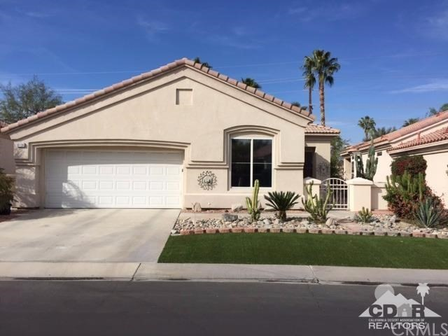 Single Family Home for Sale at 80238 Royal Dornoch Drive Indio, California 92201 United States