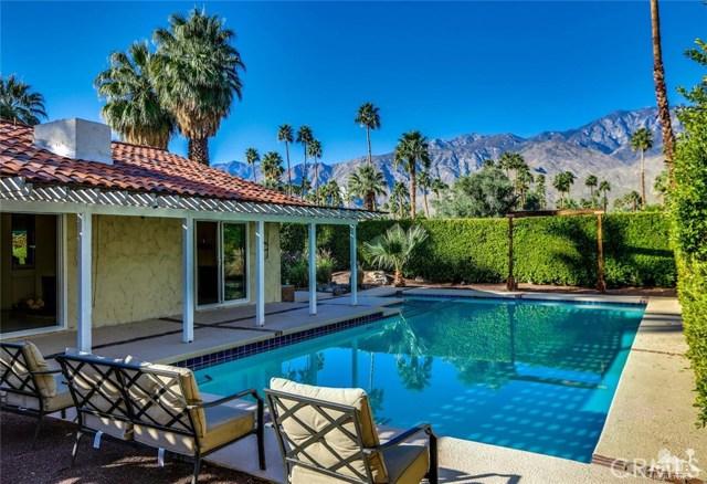 3308 Loma Vista Circle, Palm Springs CA 92264