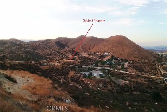 0 Crooked Arrow Drive Wildomar, CA 92595 - MLS #: SW17262337
