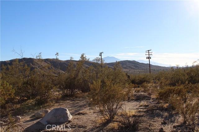 34 Twentynine Palms Hwy Morongo Valley, CA 92256 - MLS #: JT17255522