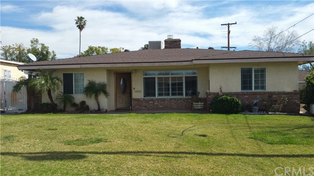 Single Family Home for Sale at 4829 Pershing Avenue N San Bernardino, California 92407 United States