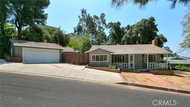 9800 Glenhill Drive, Sun Valley, CA 91504