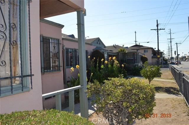 745 W 78th Street Los Angeles, CA 90044 - MLS #: DW18056872