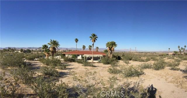5925 Carodean Road, 29 Palms, CA, 92277