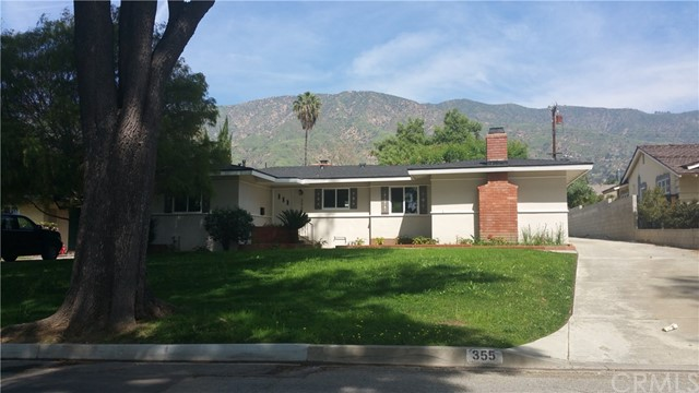 Single Family Home for Rent at 355 Laurel Avenue W Glendora, California 91741 United States