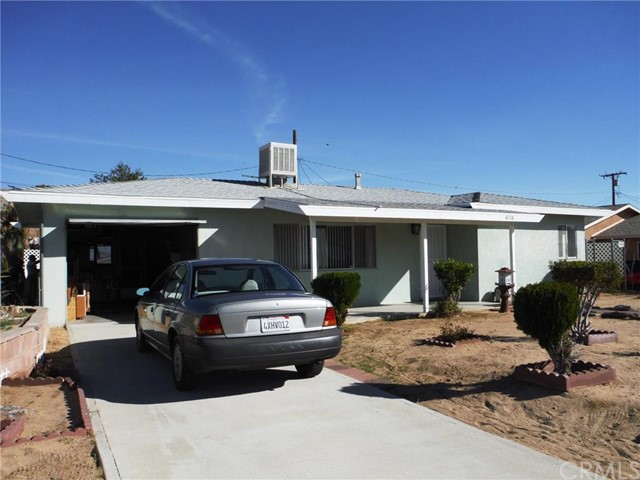 61718 Petunia Drive, Joshua Tree CA 92252