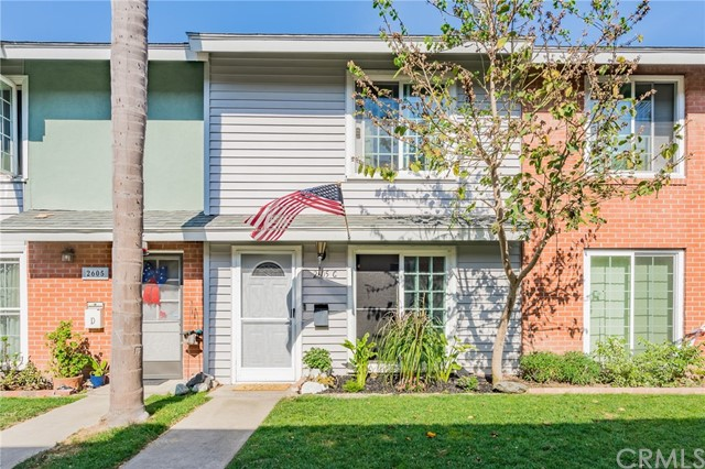 2605 Del Way C , CA 92648 is listed for sale as MLS Listing OC18170304