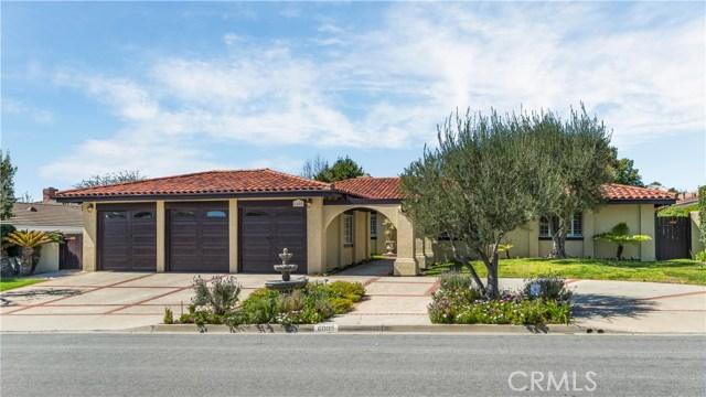 6005 Ocean Terrace Drive, Rancho Palos Verdes, CA 90275