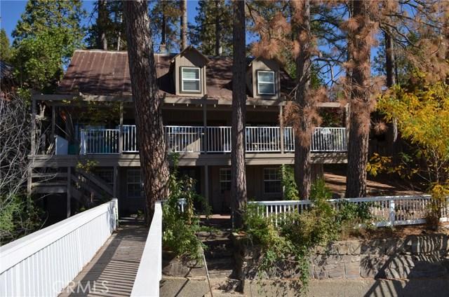 Casa Unifamiliar por un Venta en 53694 Road 432 Bass Lake, California 93604 Estados Unidos