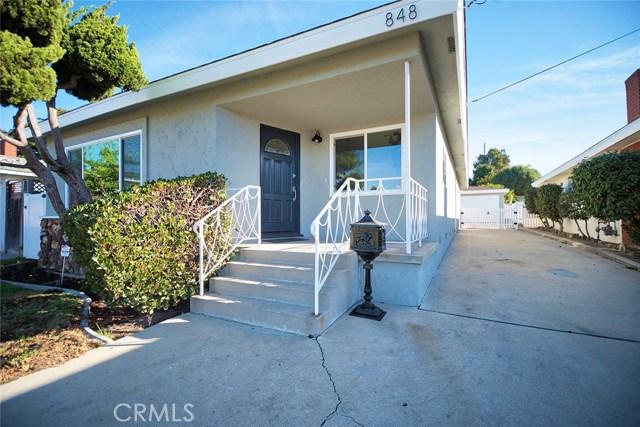 848 Pepper Street  El Segundo CA 90245