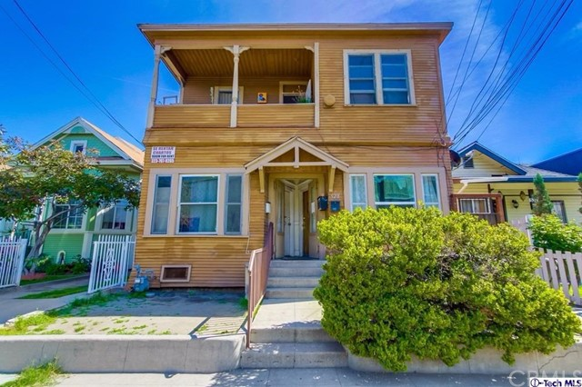 Single Family for Sale at 528 Avenue 19 S Los Angeles, California 90031 United States