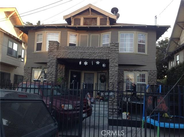 182 35Th Street, Los Angeles, California 90011