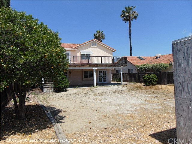 23689 Canyon Oak Drive Murrieta, CA 92562 - MLS #: SW18130609
