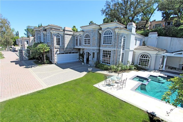 14330 MULHOLLAND DRIVE, BEL AIR, CA 90077