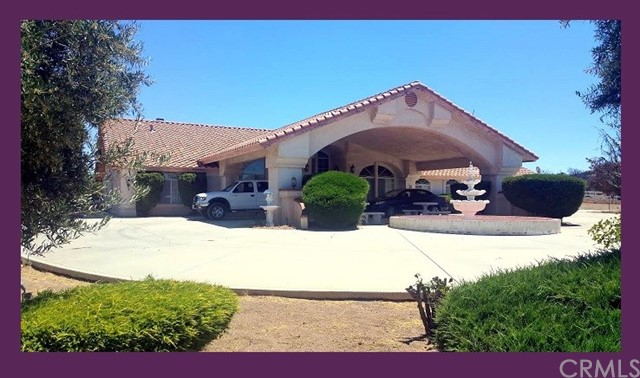 Single Family Home for Sale at 5020 Bellflower Road Oak Hills, California 92344 United States
