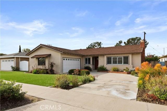 880 N Lynn Drive  Orange CA 92867