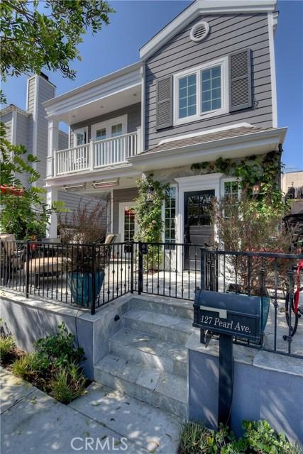 127 Pearl Avenue, Newport Beach, CA 92662