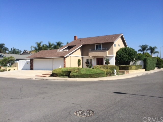 Single Family Home for Rent at 9715 Chenille Avenue Fountain Valley, California 92708 United States