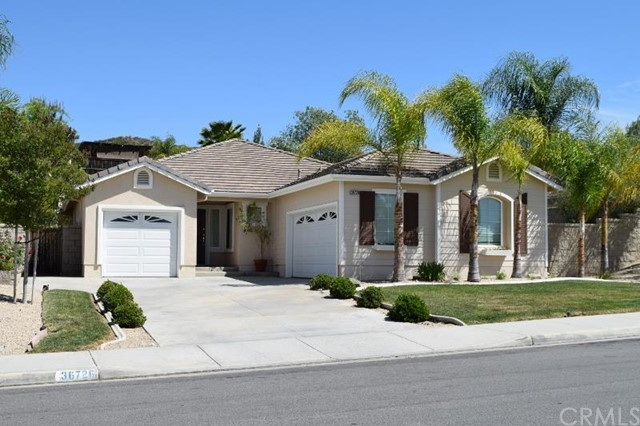 Rental Homes for Rent, ListingId:34697961, location: 36726 Beech Street Winchester 92596