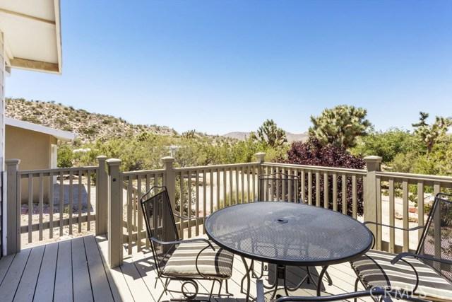 7852 Victor Vista Avenue Yucca Valley, CA 92284 - MLS #: JT17175242