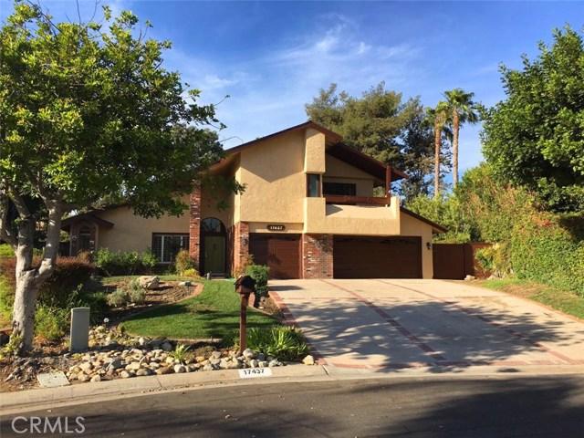 Single Family Home for Rent at 17437 Olive Tree Circle Yorba Linda, California 92886 United States