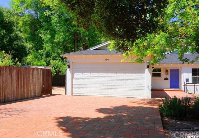 Single Family Home for Rent at 3677 Glenwood Avenue Glendale, California 91208 United States