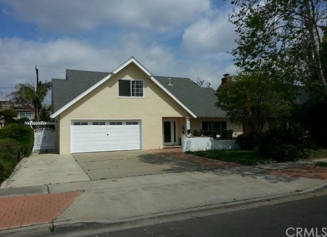 Single Family Home for Rent at 1219 East Opal St Anaheim, California 92805 United States