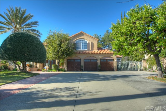 243 Canterbury Court Upland, CA 91784 is listed for sale as MLS Listing CV17045285