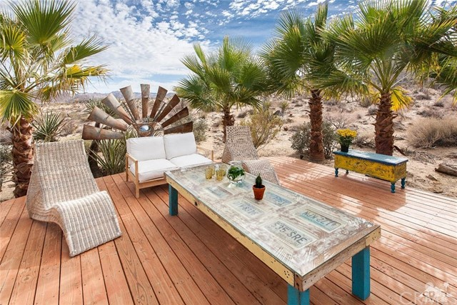 Single Family Home for Sale at 7423 Juniper Road Joshua Tree, 92252 United States
