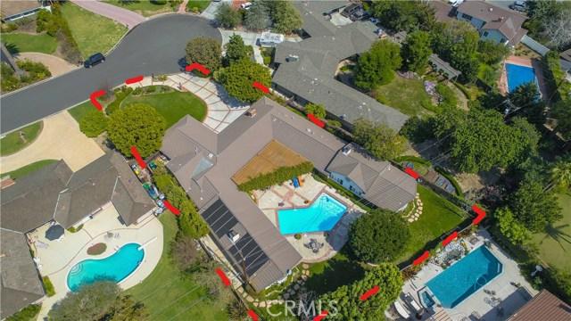 Single Family Home for Sale at 1102 Tropic Lane North Tustin, California 92705 United States