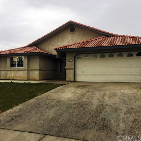 Single Family Home for Sale at 616 Peace Street Arvin, California 93203 United States