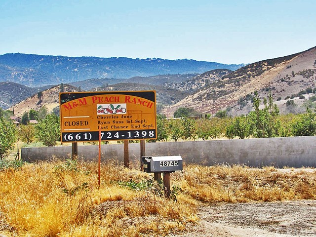 Combo - Residential and Commer for Sale at 48745 3 Points Road Lake Hughes, California 93532 United States