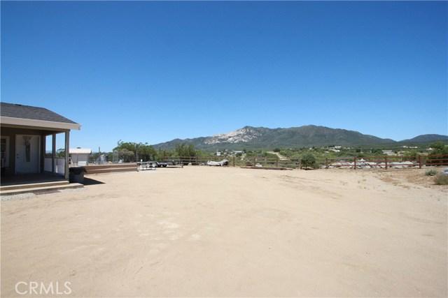 独户住宅 为 销售 在 52725 Ceccarelli Road Anza, 加利福尼亚州 92539 美国