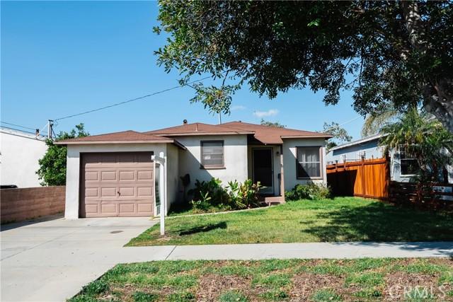 13919 Washington Avenue, Hawthorne, California 90250, 2 Bedrooms Bedrooms, ,1 BathroomBathrooms,Single family residence,For Sale,Washington,SB21043062