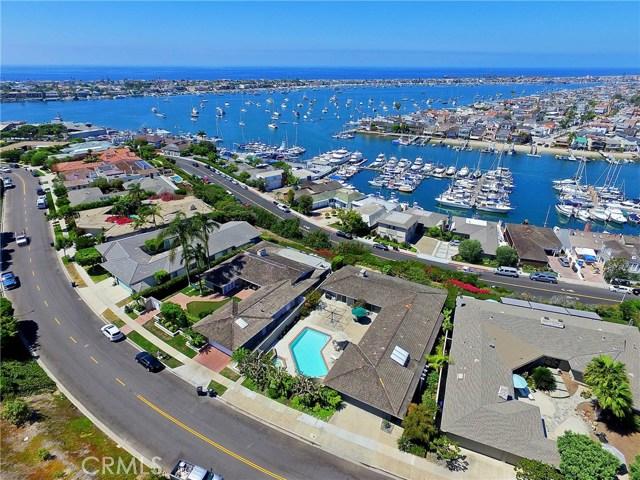 Single Family Home for Sale at 1627 Bayadere Corona Del Mar, California 92625 United States