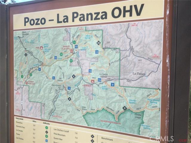 0 La Panza Road Santa Margarita, CA 93453 - MLS #: SP1066418