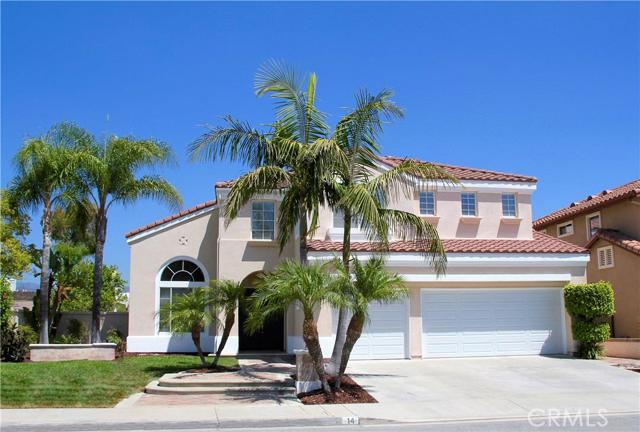 Single Family Home for Sale at 14 Via Taliana Rancho Santa Margarita, California 92688 United States