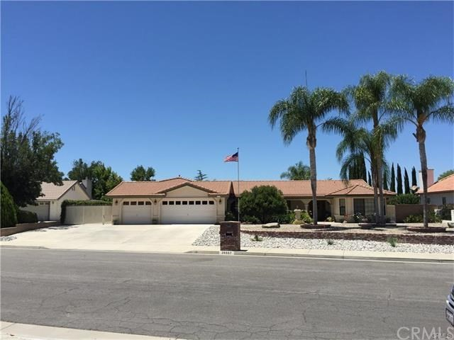 Property for sale at 26557 Bellingham Way, Hemet,  CA 92544