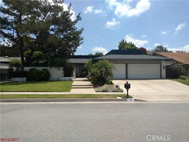316 Whispering Oaks Drive, Glendora, CA 91741