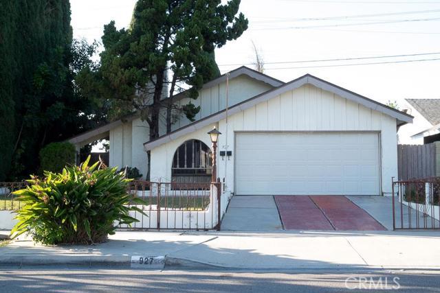 927 West Alton Avenue Santa Ana CA  92707