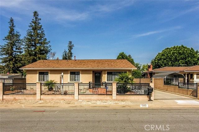 1343 Delay Avenue, Glendora, CA 91740