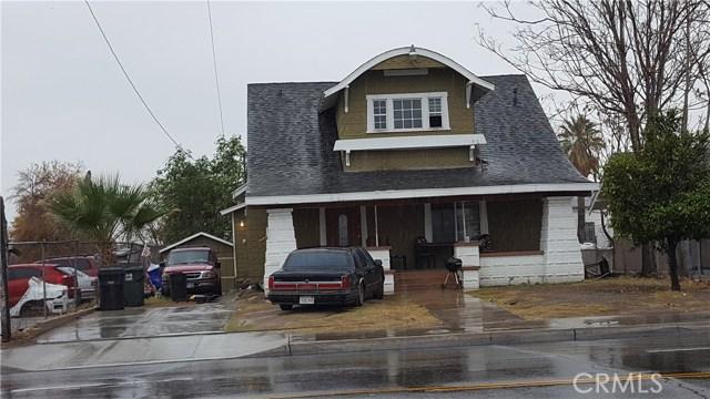 465 W 9th Street San Bernardino, CA 92401 - MLS #: EV18013766