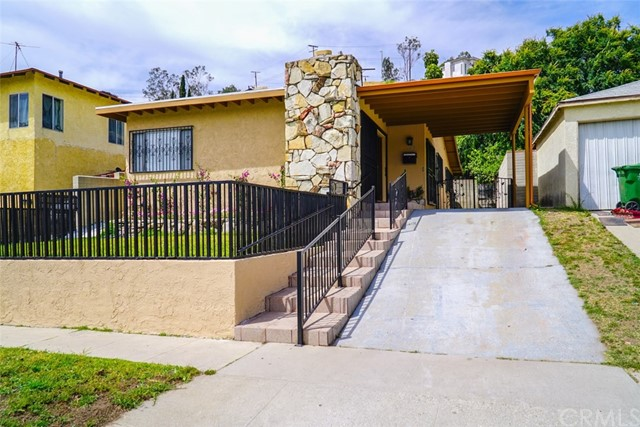 Single Family Home for Sale at 2751 Budau Avenue Los Angeles, California 90032 United States