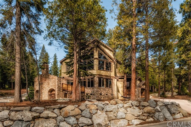 Single Family Home for Sale at 42028 Rhinestone Lane Shaver Lake, California 93664 United States