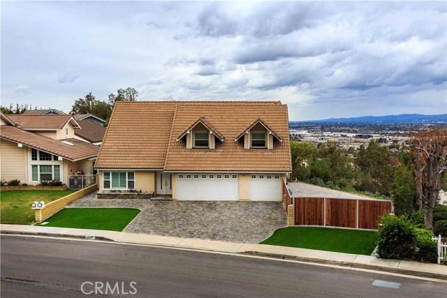 6331 E Via Arboles, Anaheim Hills, California
