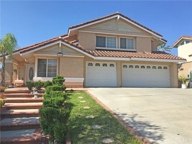 Single Family Home for Rent at 17854 Crimson Crest Drive Rowland Heights, California 91748 United States