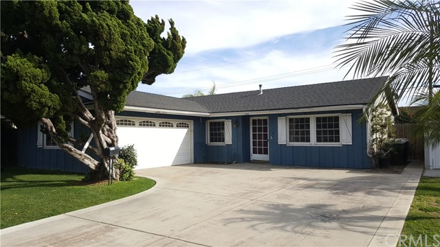 Single Family Home for Rent at 13102 Dunklee Avenue Garden Grove, California 92840 United States