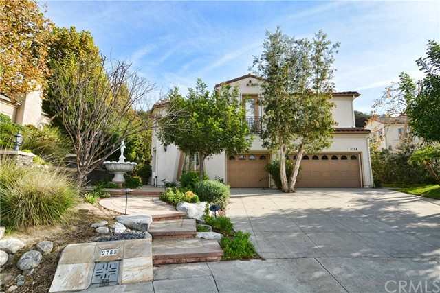 Single Family Home for Sale at 2758 Sleepy Hollow Place 2758 Sleepy Hollow Place Glendale, California 91206 United States