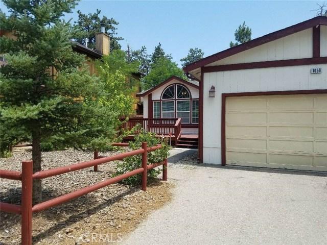 1059 Hugo Lane Big Bear, CA 92314 - MLS #: OC16765220