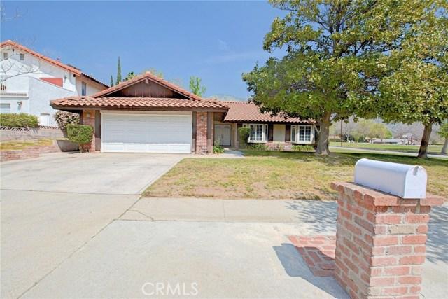 Single Family Home for Sale at 606 Dover Drive San Bernardino, California 92407 United States